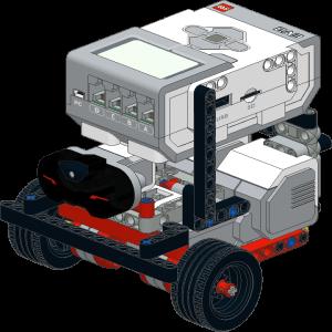 small robot 31313