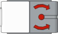 Гироскопический датчик