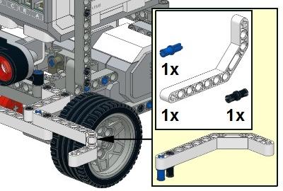 small robot 45544
