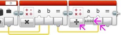 Рішення завдання. Другий блок Математика.